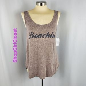 💥Just In💥 O'Neill Beachin' Top Womens L NWT